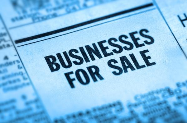 Only 30 to 40% of Businesses Actually Ever Sell